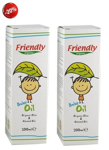 Bebek Bakım Ürünleri-Friendly Organic
